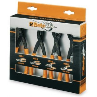 Beta 1031/S4 Set of 4 Circlip Pliers